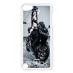 Generic Case Black Rock Shooter For Ipod Touch 5 F6T8878830