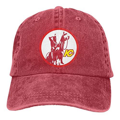Kansas City Scouts Hockey Team Women Man Hat -