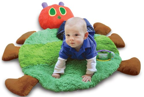 Eric Carle The Very Hungry Caterpillar Plush Playmat, 33