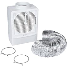 Indoor Lint Trap Filter with 8' Hose & Clamps