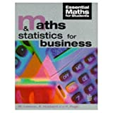 Maths and Statistics for Business, M. Lawson, 0582231876