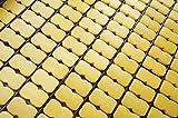 100% Handmade Mahjiong Carbonized Nature Bamboo