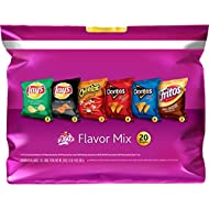 Frito-Lay Flavor Mix Purple Variety Pack, 20 Count
