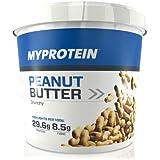 Myprotein Peanut Butter Crunchy, 1er Pack (1 x 1 kg)