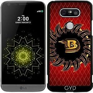 Funda para LG G5 - Monograma Del Diseño Del B by nicky2342