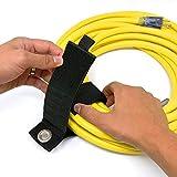 Cakuca 20 PCS Extension Cord Holder