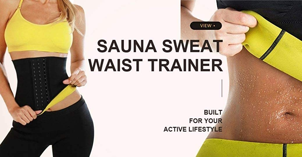 XOKIMI Women Neoprene Sauna Long Pants Weight Loss Fat Burning Sweat High Waist Trainer Leggings Fitness