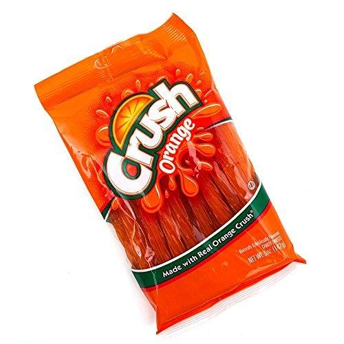 Kennys Licorice Watermelon Twist (Kenny's Juicy Licorice Twists 5 oz Bag - Choose Any Flavor (Orange Crush))