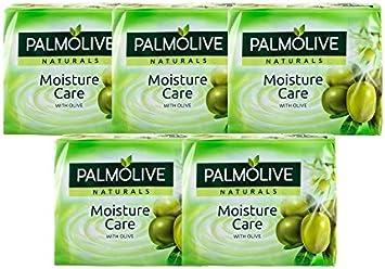 Palmolive - Jabones Naturales de 90 gr, pack de 5 x 4 unidades: Amazon.es: Salud y cuidado personal