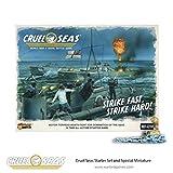 Cruel Seas Starter Set, World War II Naval Battle Game