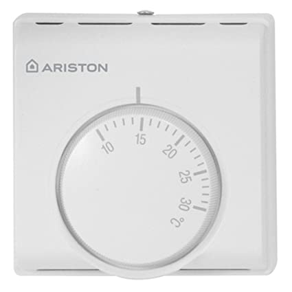 Ariston Thermo 3318594 Termostato ambiente Gal Evo, blanco