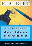 img - for Dictionnaire des idees recues book / textbook / text book