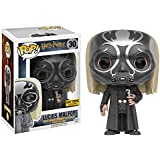 Funko - Figurine Harry Potter -Death Eater Mask Lucius Exclu Pop 10cm - 0889698109925