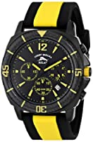 Tommy Bahama RELAX Men's RLX1232 Tallahassee Analog Display Japanese Quartz Yellow Watch by Tommy Bahama RELAX