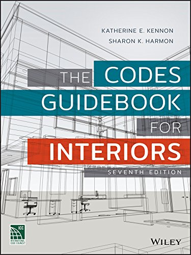 The Codes Guidebook for Interiors by Wiley