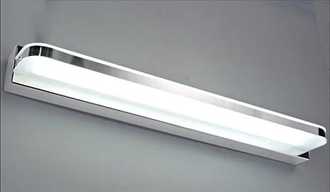 Mkxiaowei led specchio lampada frontale bagno bagno parete