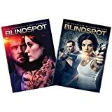 Blindspot: The Complete First & Second Seasons DVD Collection [Season 1 + Season 2] (2-Pack Bundle Set)