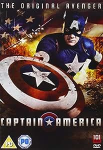 Captain America (1990) [Non USA PAL Format]