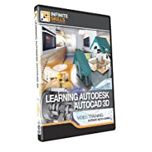 Learning Autodesk AutoCAD 3D - Training DVD