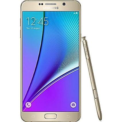Amazon.com: Samsung Galaxy Note 5 32GB N920P Gold Platinum ...