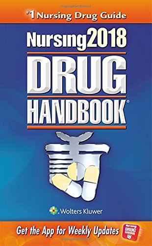 Nursing2018 Drug Handbook (Nursing Drug Handbook) cover