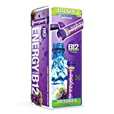 zip fiz grape - Zipfizz Healthy Energy Drink Mix, Grape, 20 Count