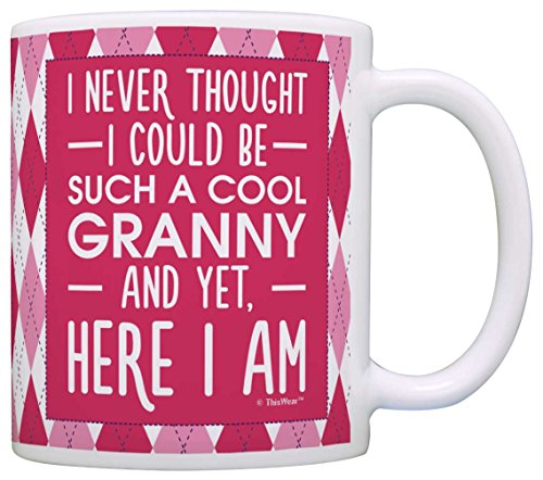 Mothers Never Thought Granny Coffee