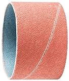 PFERD 41422 1-3/4'' x 1-1/8'' Spiral Band Cylindrical Type, Alu. Ox. INOX (100pk)