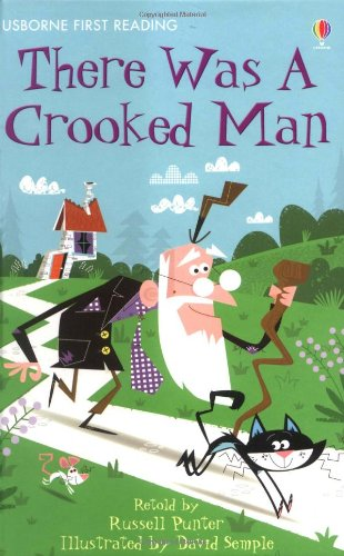 Read Online There was a Crooked Man (2.2 First Reading Level Two (Mauve)) PDF