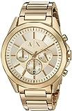 Armani Exchange Men's AX2602 Gold Watch