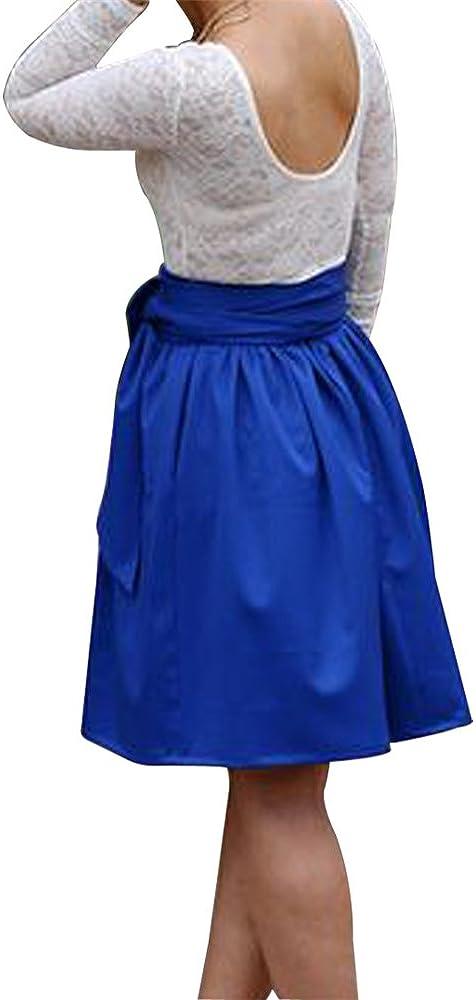CoutureBridal® - Falda para mujer, estilo vintage, elegante, falda ...