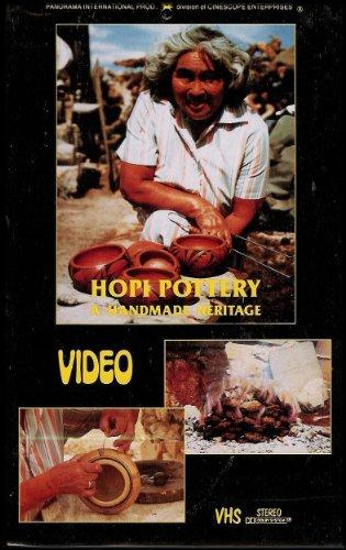 Hopi Pottery: A Handmade Heritage [VHS ()