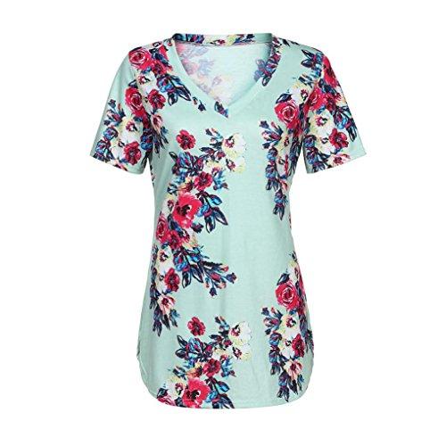 Bekleidung de SANFASHION Poli Shirt155 SANFASHION Damen Bailarinas 7ZdTwRqvn