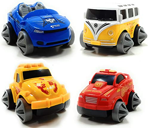 SaleOn Set of 7 Unbreakable Friction Powered and Pull Back Automobile Car Plane Truck Taxi Toys for Kids (1159) (B07XC28W8N) Amazon Price History, Amazon Price Tracker