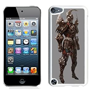 Fashionable Designed Cover Case For iPod 5 Touch With Knight Warrior Fantasy Mobile Wallpaper (2) Phone Case