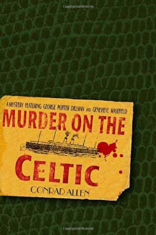 book cover of Murder on the Celtic