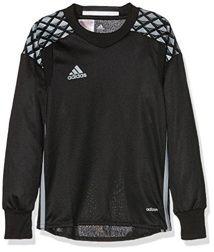 adidas Jungen Torwarttrikot Onore 16, Black/Light Grey, 140, AI6346