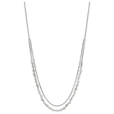 Fossil Collar cadena Mujer acero inoxidable - JA6917040 ...