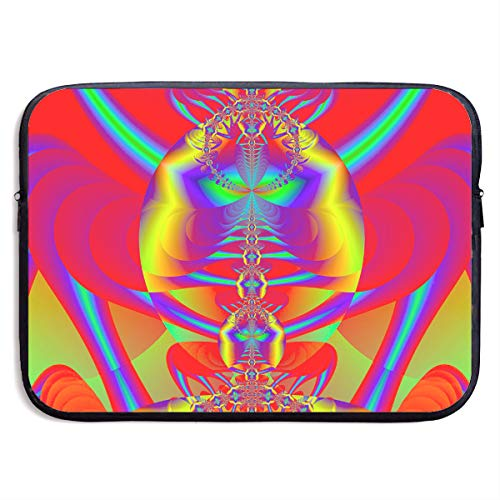 ASDGEGASFAS Rainbow-Spider Laptop Sleeve Case Cover Handbag 13/15 Inch Notebook, MacBook ()