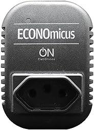 Economicus Economizador de Energia Elétrica ON Eletrônicos (Carga Indutiva), Multicor