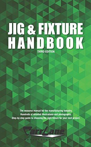 Jig Fixture Handbook Carr Lane Manufacturing Ebook Amazon Com