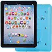 Qibest Kids Multifunctional Touchscreen English Computer Early Educational Tool Tablets