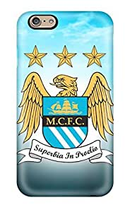 New Arrival Iphone 6 Case Manchester City Logo Pictures Case Cover
