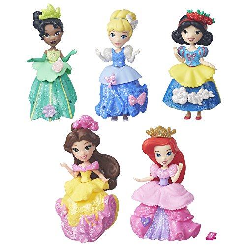 Disney Princess Little Kingdom Royal Sparkle Collection - All Disney Princesses Names