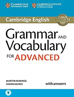 Objective advanced students book with answers with cd rom felicity grammar and vocabulary for advanced book with answers and audio self study grammar reference fandeluxe Gallery