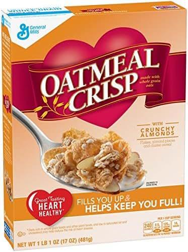 Breakfast Cereal: Oatmeal Crisp