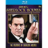 Memoirs of Sherlock Holmes [Blu-ray]