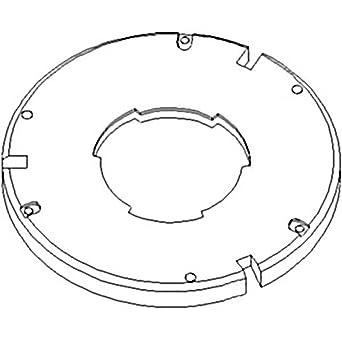 amazon com: r57330 new clutch plate for john deere 4030 4040 4050 4055 4230  4240 4250 4255 +: industrial & scientific