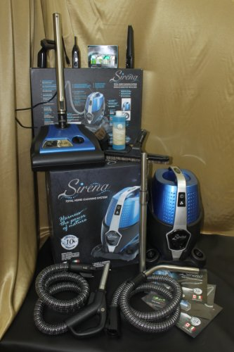 2014 BRAND NEW SIRENA 2 SPEED VACUUM W/ POWER NOZZLE+ RAINBOW E2 FRAGRANCE *BEST For Sale