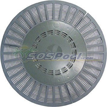 Polaris Anti-vortex Main Drain Cover Gray UniCover 5825